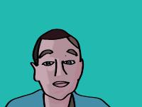 Nikodem Hajnrych rysowanie twazy